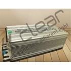 Lampu bohlam Induksi bulat 100 Watt + Ballast Clear Energy  2