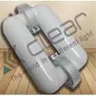 Lampu bohlam Induksi kotak 250 Watt + Ballast Clear Energy 4