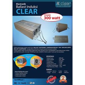 Ballast  Lampu Induksi  300watt   CLEAR