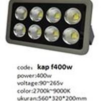 Lampu Sorot LED / Flood Light Fulllux Kap F-  400 W 1