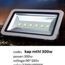 Lampu Sorot LED / Flood Light 300 watt Kap MTHL FULLLUX