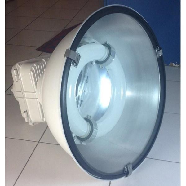 Lampu Industri Highbay Induksi HDK 525 150 watt Coating- Clear