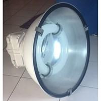 Lampu Industri-Highbay Induksi HDK 525 120 watt Coating Putih- Clear Energy