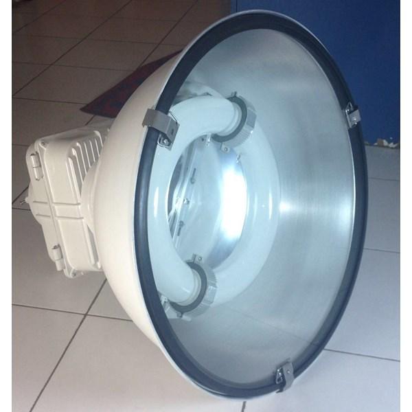 Lampu Industri-Highbay Induksi HDK 525 250 watt Coating Putih