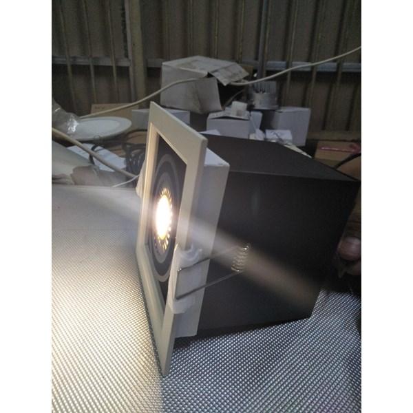Lampu Downlight Spot LED 3 watt warm white