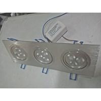 Jual Lampu Downlight LED Spot Adjustable 9 watt Cool White  2