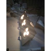 Lampu Downlight Spot Adjustable 9 Watt Warm White