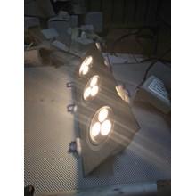 Lampu Downlight Spot Adjustable 9 Watt Warm White CLEAR