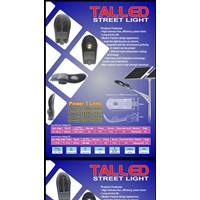 Jual Lampu Jalan PJU LED Talled COB -50W 2