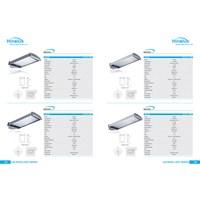 Jual Lampu Jalan PJU LED Hinolux -98 Watt 2