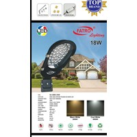 Lampu Jalan PJU LED Fatro -18 Watt