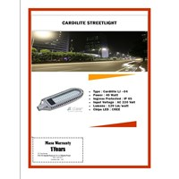 Jual Lampu Jalan PJU LED Cardilite LJ-04 SMD -40W AC. 2