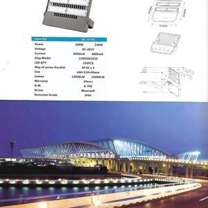 Lampu Sorot LED / Flood Light  Hinolux HL5110 -200W