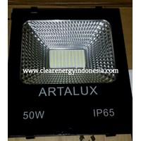 Lampu Sorot LED 50 / Flood Light  Watt DC ARTALUX