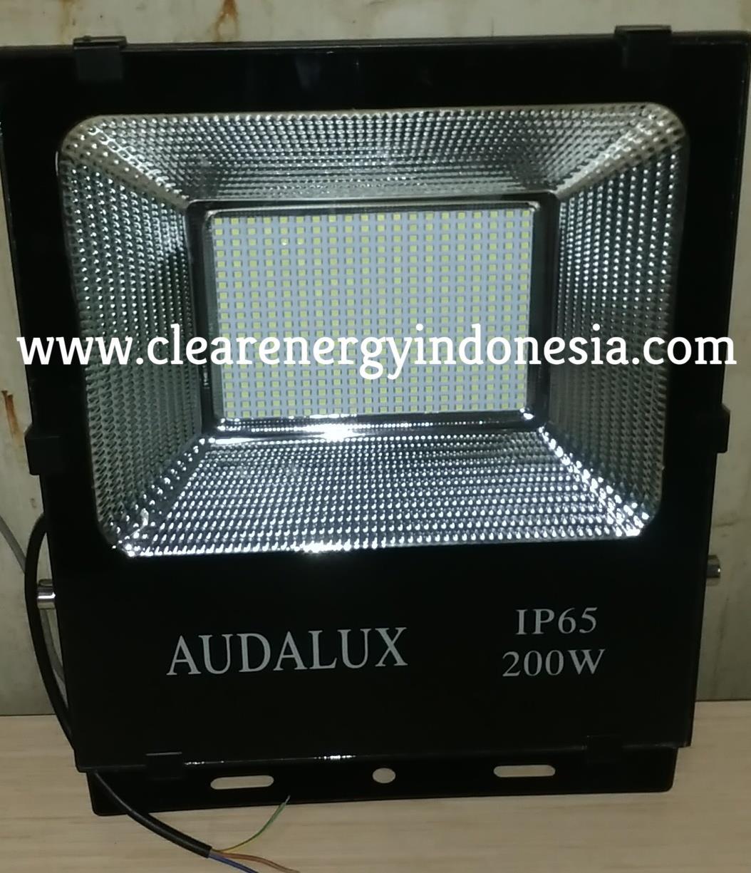 Jual Lampu Sorot LED / Flood Light Audalux- 200Watt Harga