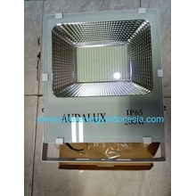 Lampu Sorot LED / Flood Light  Audalux- 200Watt  Body Abu Abu