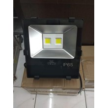 Lampu Sorot LED / Flood Light  COB 100 Watt - CLEAR