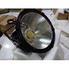 Lampu Sorot LED / Flood Light model Corong 300 Watt CooLED
