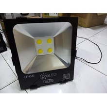 Lampu Sorot LED / Flood Light 200 Watt COB CooLED