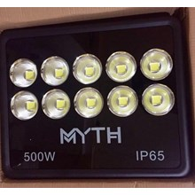 Lampu Sorot LED / Flood Light  MYTH Model COB  - 500 W