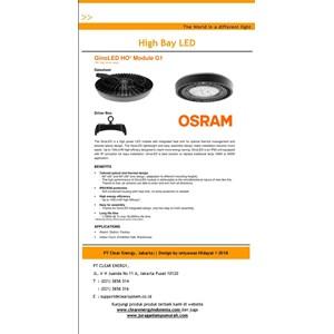 Lampu Industri Highbay OSRAM Gino LED 150 W