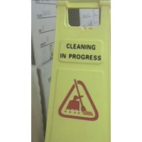 Jual Floor Sign