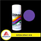 Diton Spray Standard Colors 1 8