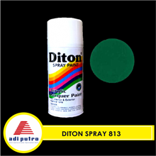 Diton Spray Black 839