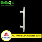 Pull Handle p. 458.07 BZ (45 cm) US32D US32 8