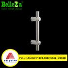 Pull Handle p. 458.07 BZ (45 cm) US32D US32 6