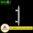Pull Handle p. 458.07 BZ (45 cm) US32D US32 3