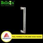 Pull Handle p. 458.07 BZ (45 cm) US32D US32 2