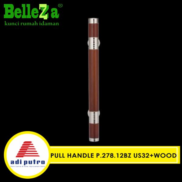 Pull Handle p. 458.07 BZ (45 cm) US32D US32