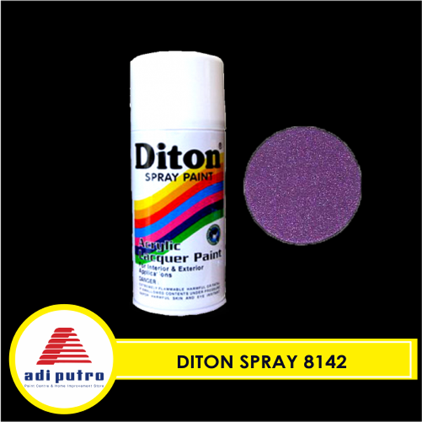 "Diton Spray Metallic Colors ""1"""