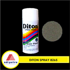 "Diton Spray Metallic Colors ""2"""
