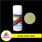 Diton Spray Metallic Colors