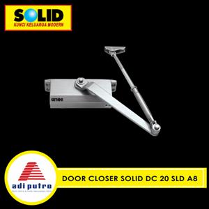 Door Closer Solid