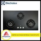 Kompor Gas Tanam Electrolux 6