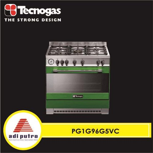 Standing Cooker Tecnogas