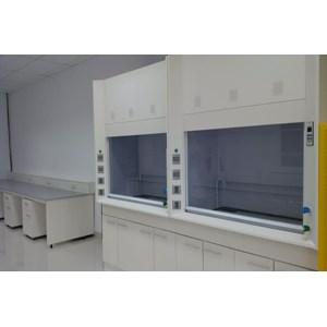 Alat Laboratorium Umum Lemari Asam Metal 1800