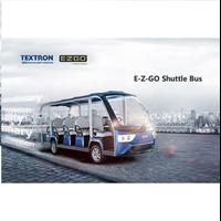 E-Z-Go Shuttle Bus 11/14