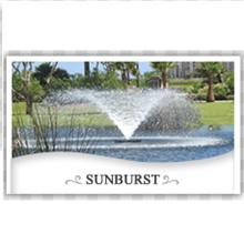 Sunburst Aerasi Fountain