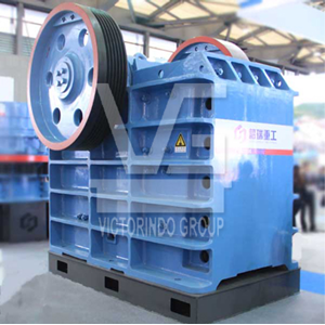 Mesin Pemecah Batu Primary Jaw Crusher
