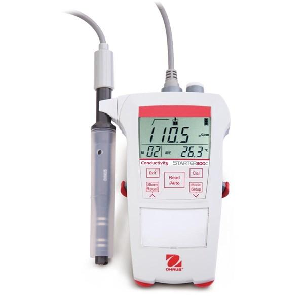 Conductivity meter Starter ST300C-G OHAUS