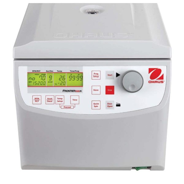 Centrifuge Frontier 5515 &5515 High Speed Refrigerate OHAUS
