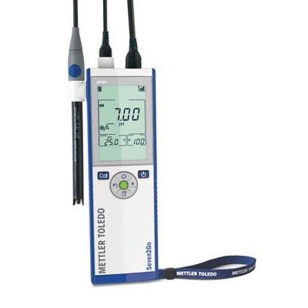 pH meter Mettler Toledo S2 standard kit