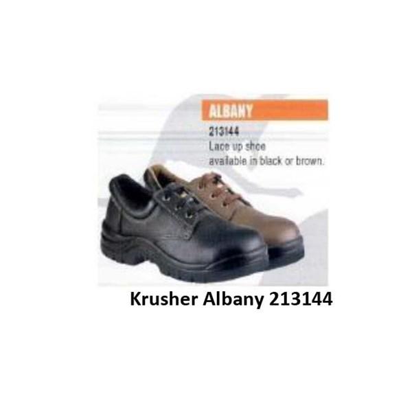 Sepatu safety alaska