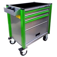 perkakas bengkel drawer tools trolley 3 dw