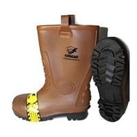 Distributor sepatu safety boot 3