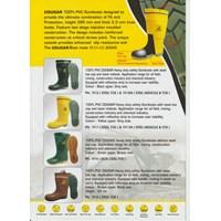 Jual sepatu safety boot 2